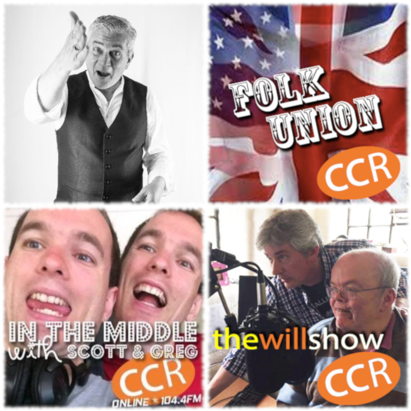 Chat with Carl Spaul Folk Union Presenter from Chelmsford Community Radio