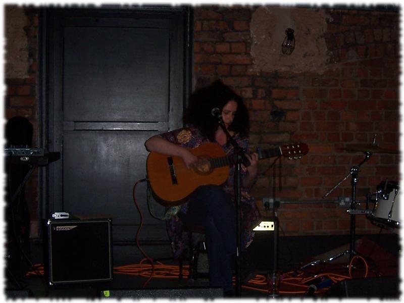 Avital Raz Live In Salford