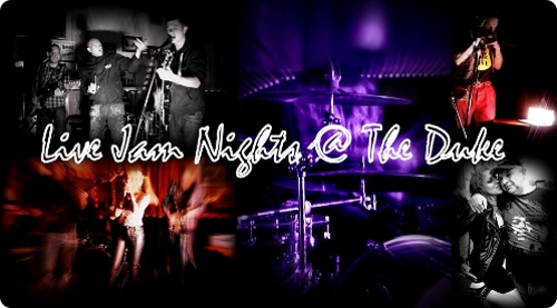 Live Jam Nights at The Duke