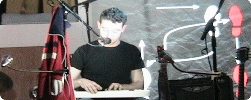 Richard Lomax Live at Dogface Records Label Launch in Salford