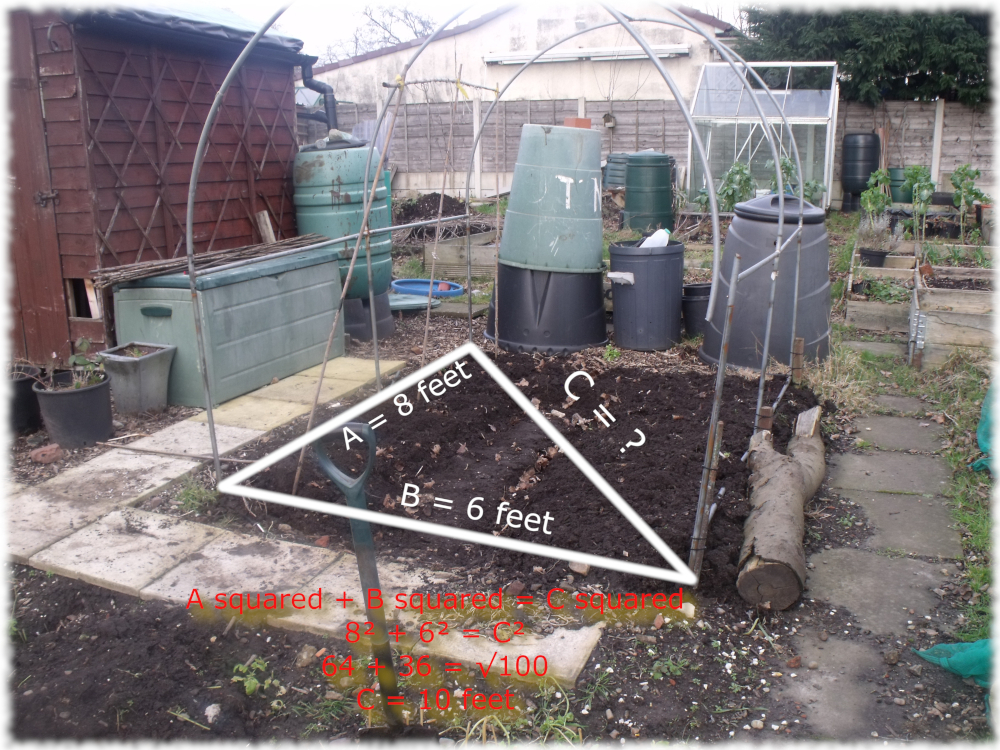 Calculating The Poly Tunnel Triangle