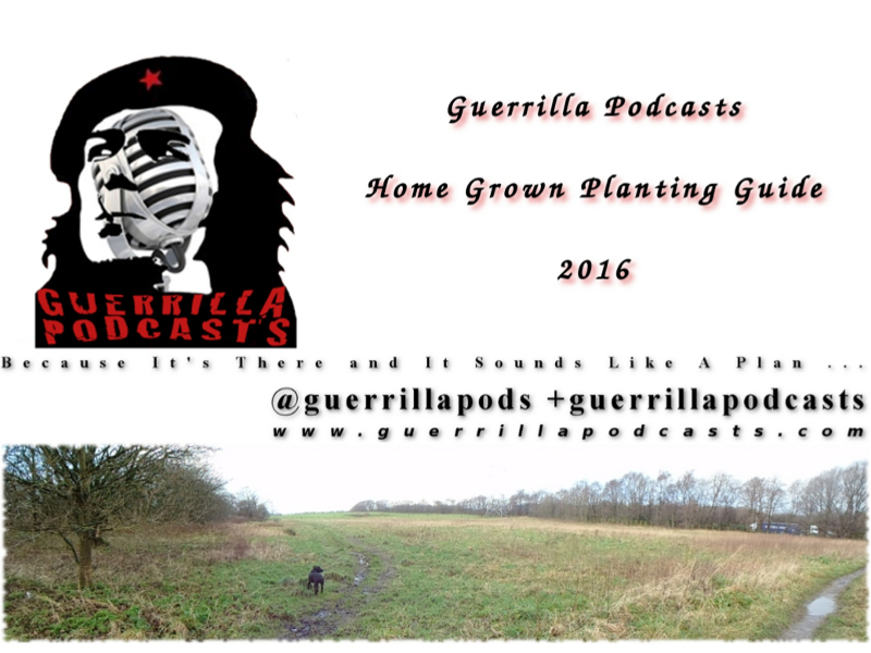 Guerrilla Podcasts Home Grown Planting Guide 2016 pdf