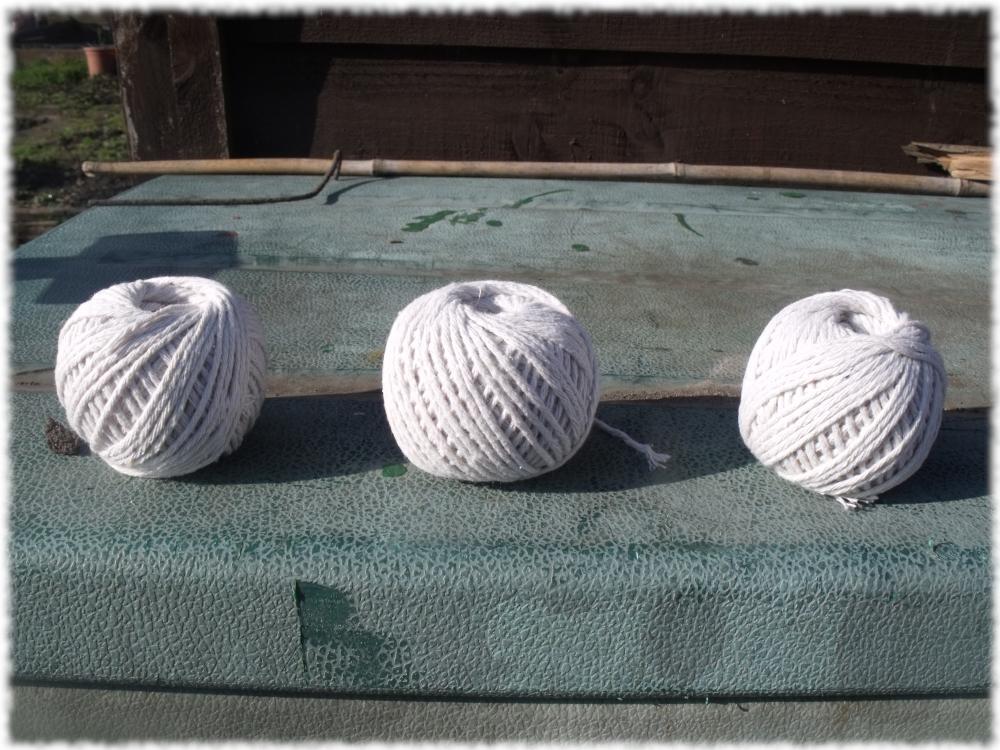 3 Balls Of String Sorted