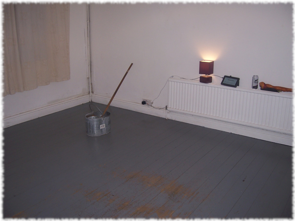 Tick box of things todo tonight, Floor mopped. Sorted