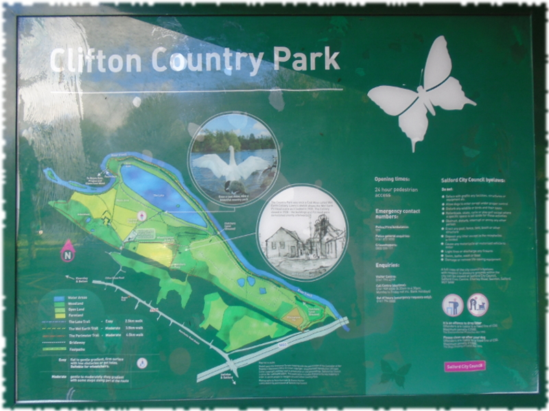 Clifton Country Park Salford