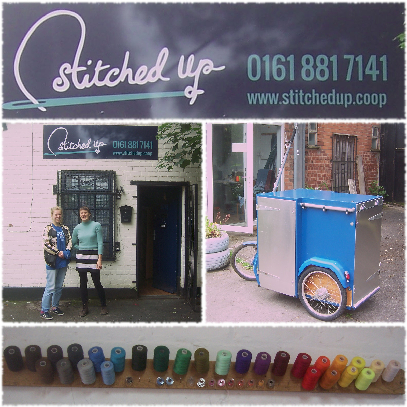 Stitched Up In Chorlton