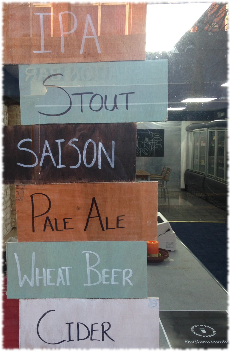pick a beer
