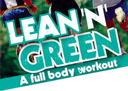 Lean 'n' Green, a full body work out with Work Out Eat Out at Social Adventures, The Angel Centre, Salford