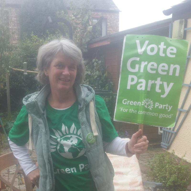 Wendy Olsen Irwell Riverside Ward Candidate